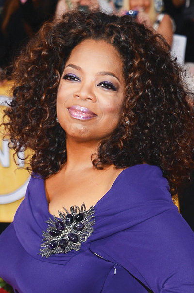 Oprah Winfrey(Ethan Miller/Getty Images)