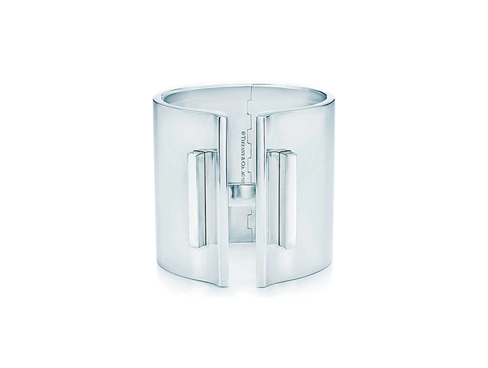 Tiffany T Wide Bar Cuff $ 4,050