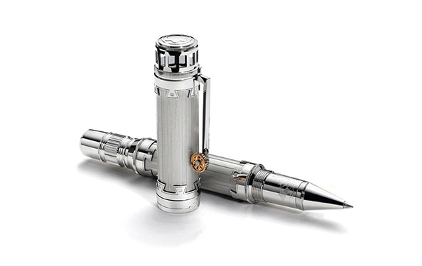 Mont Blanc Limited Edition LeonardoDa Vinci Fountain Pen $3,000