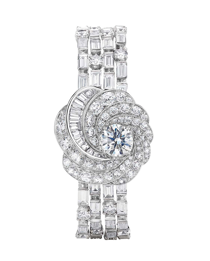 De Beers Aria High Jewellery Bracelet, Price Upon Request