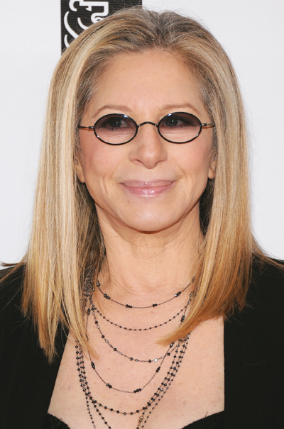 Barbra Streisand(Jamie McCarthy/Getty Images)