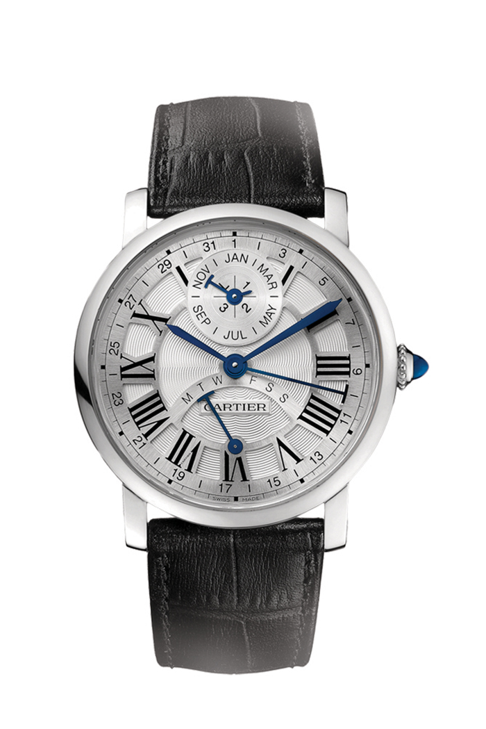 Rotonde de Cartier Perpetual Calendar Watch, Price Upon Request