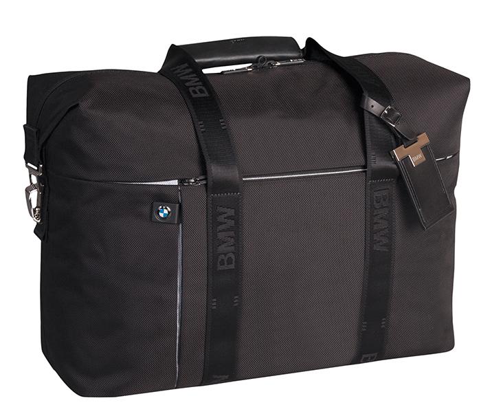 Weekender BMW Duffle Bag$280