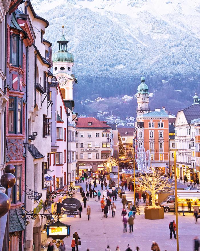 Innsbruck, Tyrol Austria