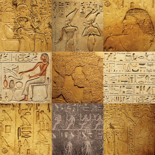For centuries, travellers and scholars have flocked to Egypt to see mysterious ancient hieroglyphs like these first hand and to try to imagine what life was like during the reign of the pharaohs.