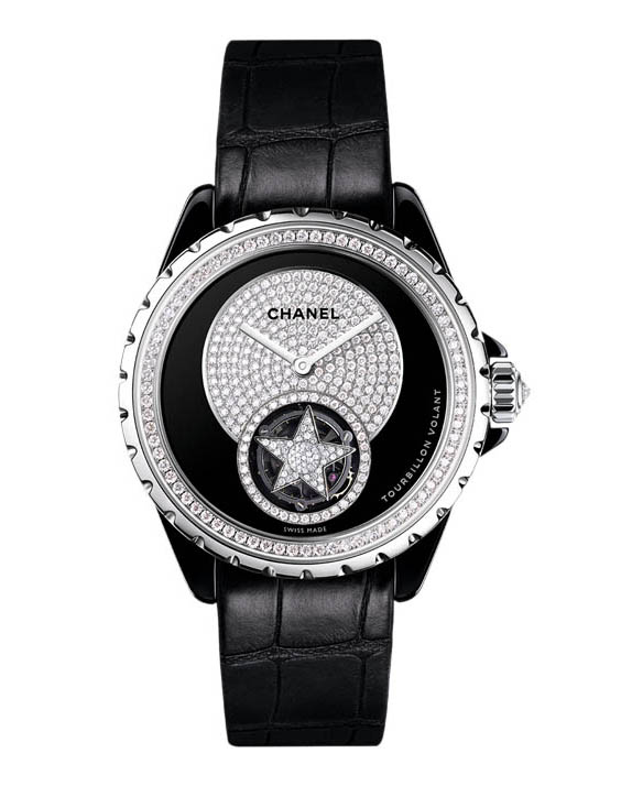 J12 Flying Tourbillon Watch At Chanel stores,Chanel.com778 329 0338