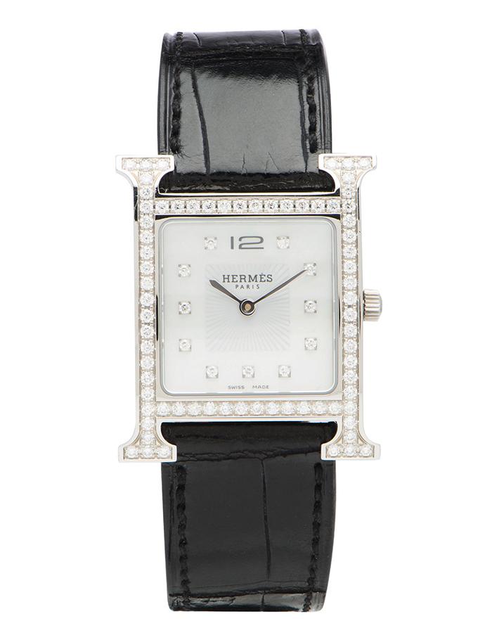 Hermès Heure H Watch$13,900