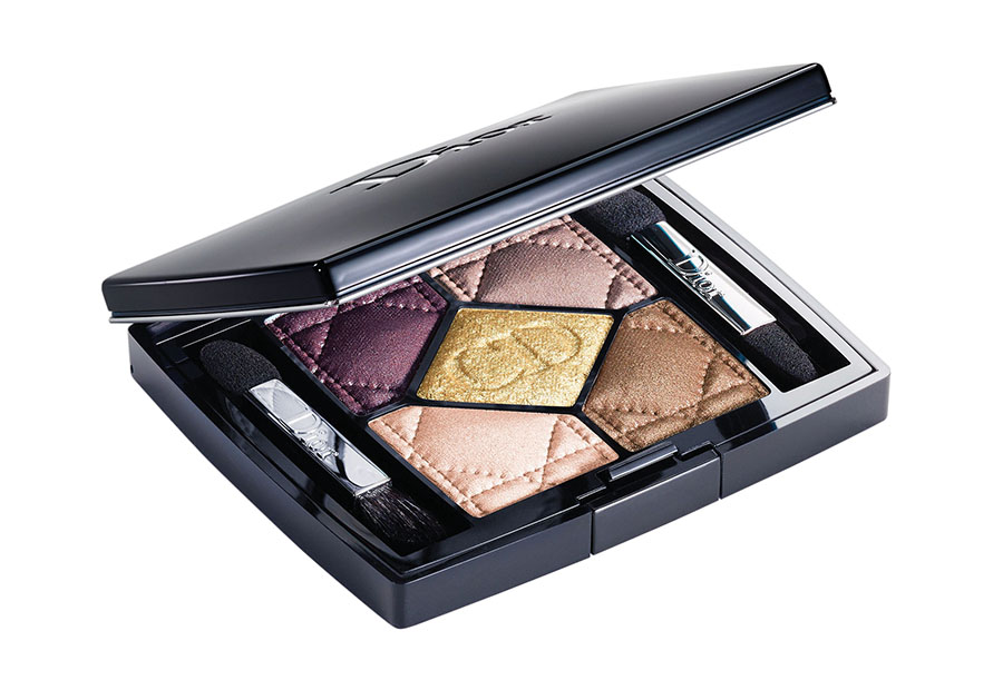 Dior Couture Colour Eyeshadow Palette - Golden Shock $61