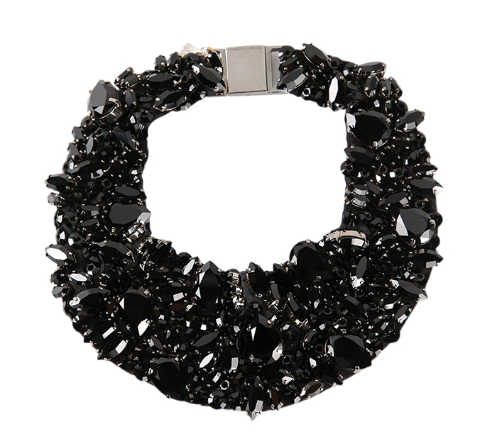 Brunello Cucinelli Swarovski Crystal Necklace  Brunello Cucinelli Necklace $3,103