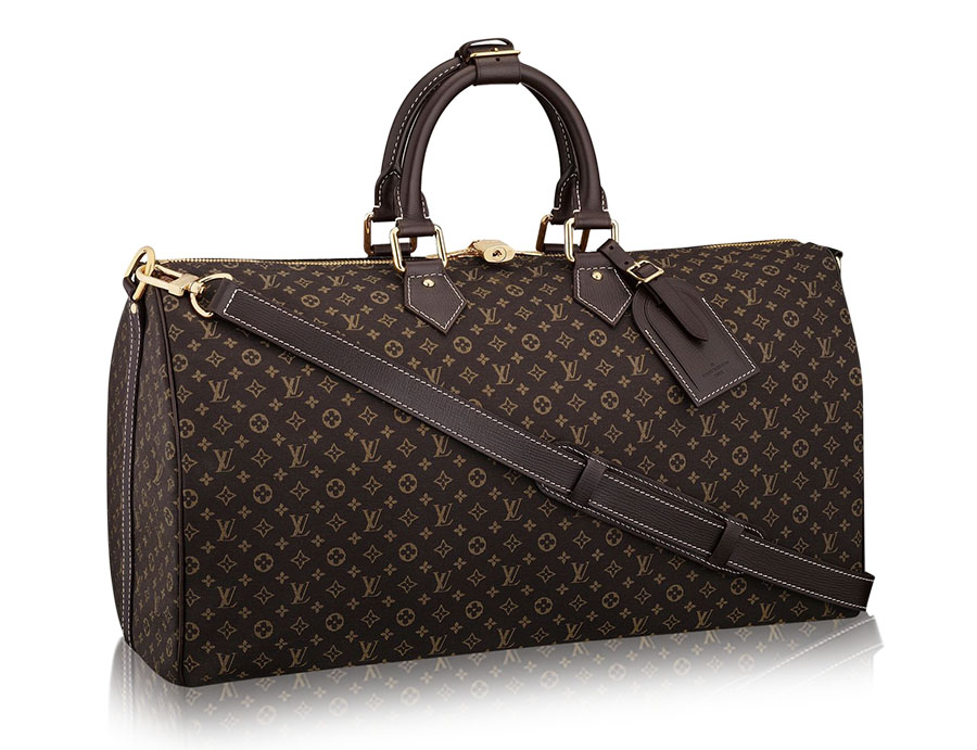 Louis Vuitton Speedy Voyage 45 Monogram Bag $2,050