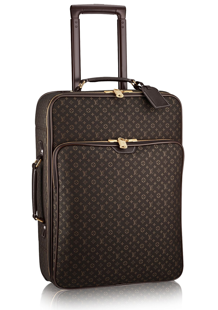 Louis Vuitton Pégase 55 Monogram Rolling Luggage $3,950