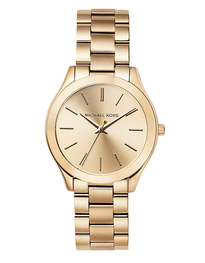 Michael Kors Gold Watch $220