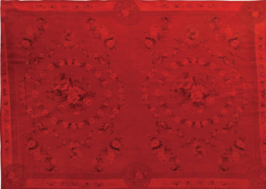 Roche Bobois Trianon Rug, $4,590 Handmade and one-of-a-kind, its craftsmanship and floral beauty will capture the joy of a passing holiday for a lifetime. At Roche Bobois, 604 633 5005 roche-bobois.com