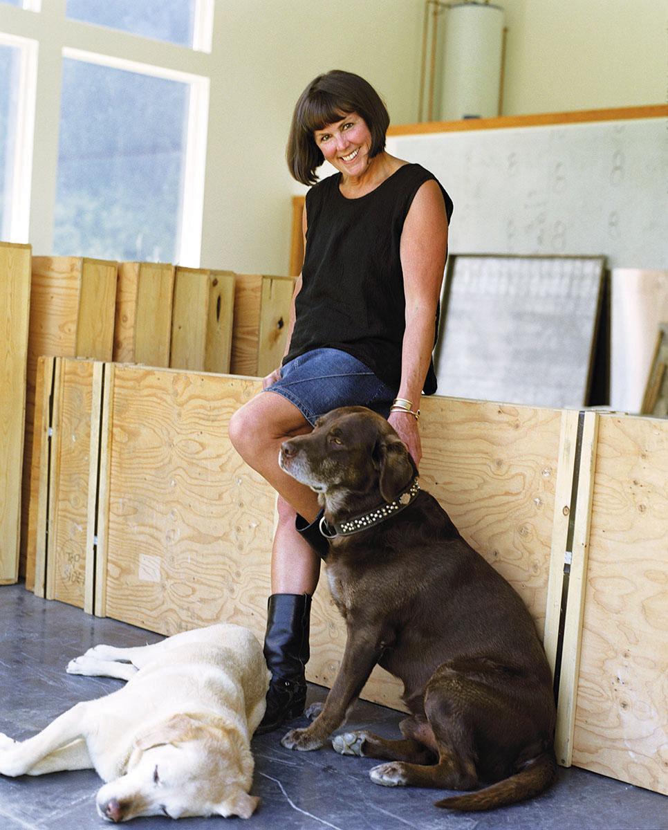 Designer Martha Sturdy