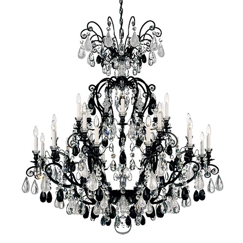 Schonbek Renaissance Rock Crystal 3574 Chandelier , Price Upon Request thelightingwarehouse.com, 604 270 3339