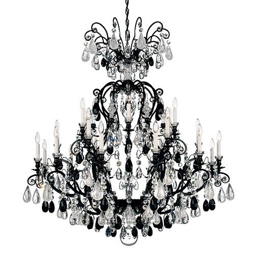 Schonbek Renaissance Rock Crystal 3574 Chandelier , Price Upon Request thelightingwarehouse.com,604 270 3339
