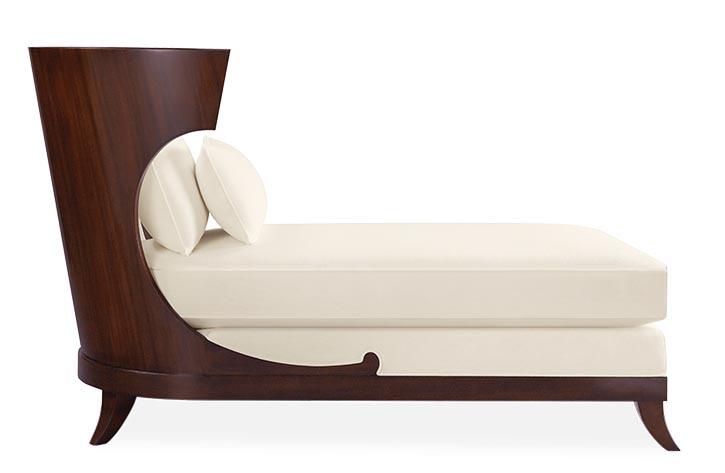 Baker Jacques Garcia Atrium Chaise, Price Upon Request broughaminteriors.com, 604 736 8822