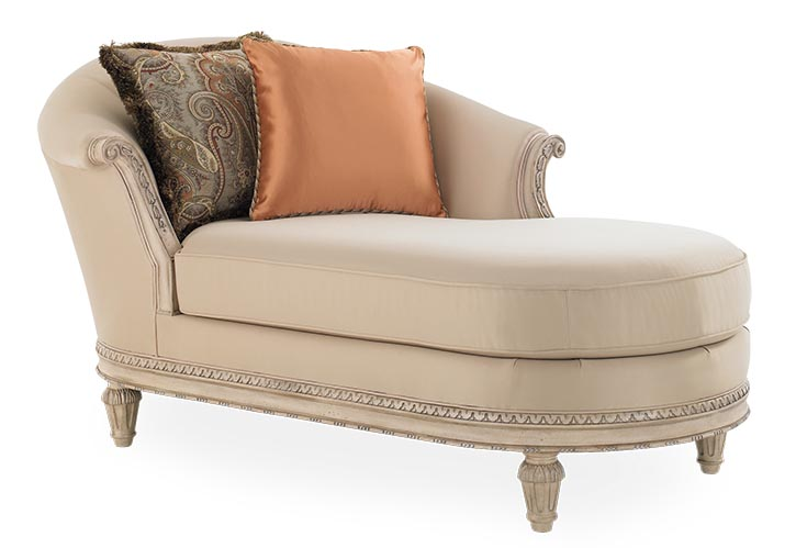 Carlington Grounds Chaise, $2,099 decorium.com, 800 232 2267