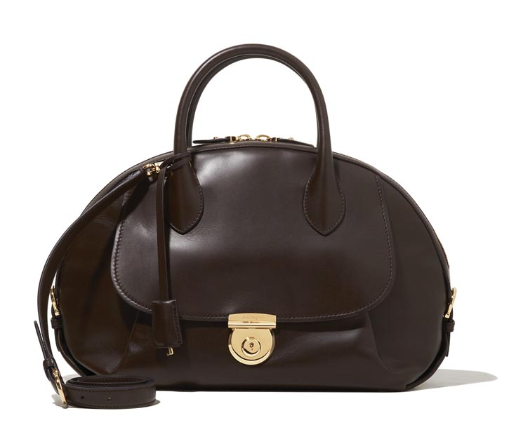 Salvatore Ferragamo Large Fiamma ,  $2,860 At Salvatore Ferragamo Boutiques