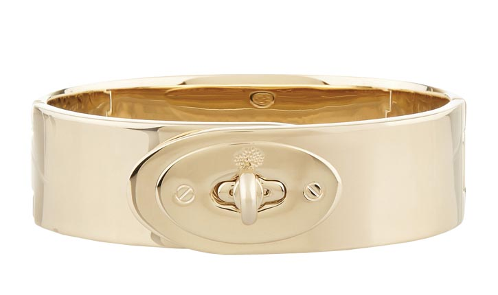 Mulberry Bracelet Watch ,  $380 At Mulberry Boutiques