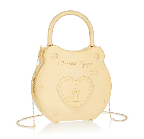 Charlotte Olympia Clutch, US$2,595 At Net-a-porter.com