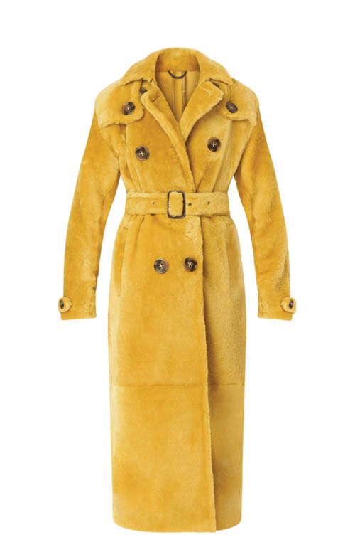 Burberry Coat,$7,250 At Burberry Boutiques
