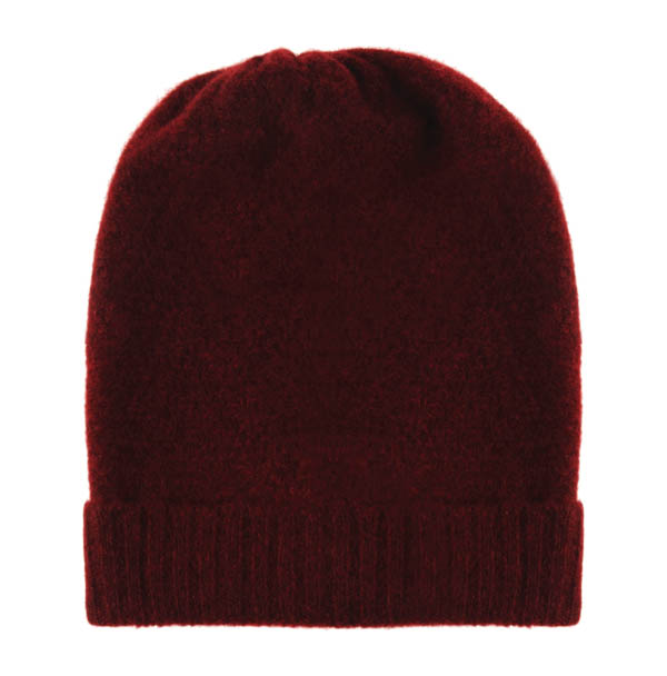 The Elder Statesman Cashmere Beanie, US$250 At Net-a-porter.com
