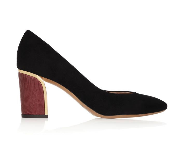 Chloé Pumps, $995 At Holt Renfrew