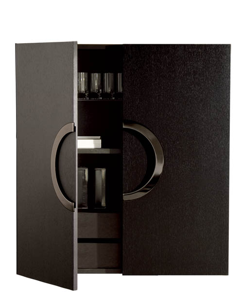 Minotti Archipenko Vertical Cabinet, $15,395 This vertical design takes the ancient Chinese concept of the square and circle to a new level, capturing tradition in a modern way. At Livingspace, 877 683 1116 livingspace.com