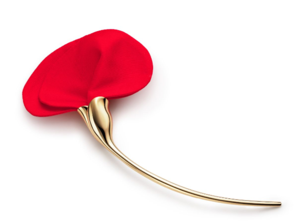 Amapola Brooch from Tiffany