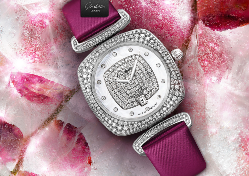 Glashutte Ladies Collection Watch