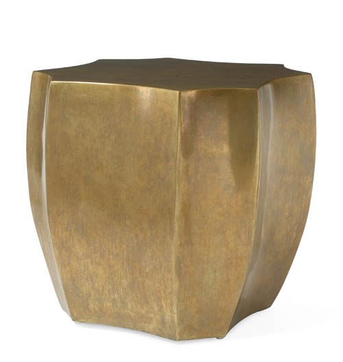 Century Furniture Lamp Table, $2,879 Bronze plated solid wood lamp table with curved design blends well in different settings to create a traditional, ornate or contemporary outlook. At Paramount Furniture, 604 273 0155 paramountfurniture.ca