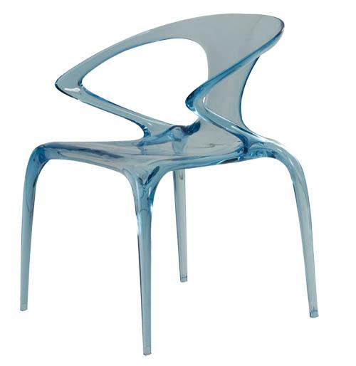 Roche Bobois AVA Chair, $400  roche-bobois.com , 604 633 5005