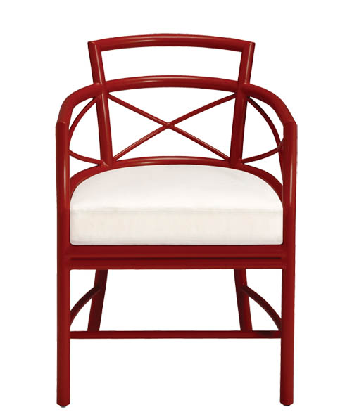 McGuire Gondola Garden Chair , Price Upon Request broughaminteriors.com, 604 736 8822