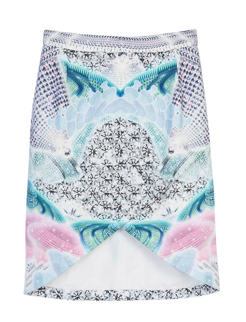 Manish Arora skirt  ($355)