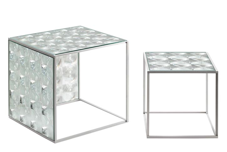 B&B Italia Lens Low Tables informinteriors.com, 604 682 3868