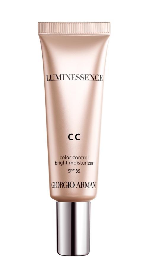 Giorgio Armani LuminessenceCC Cream SPF 35,$49