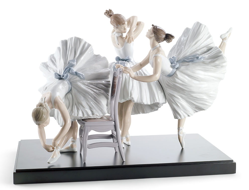 Backstage Ballet: Juan Lladró's favourite.