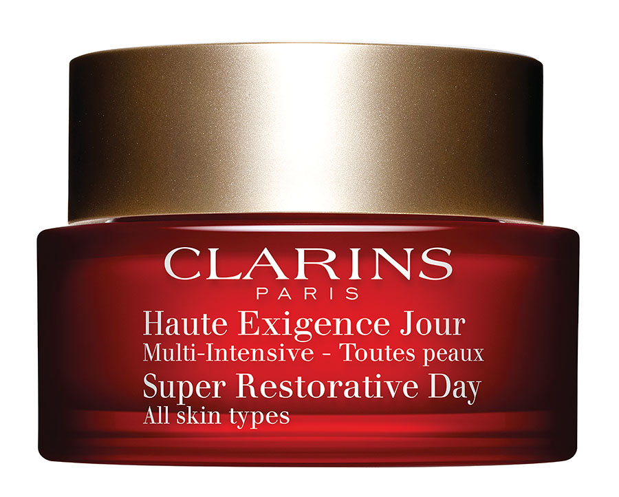 Clarins Super Restorative Day Cream $120