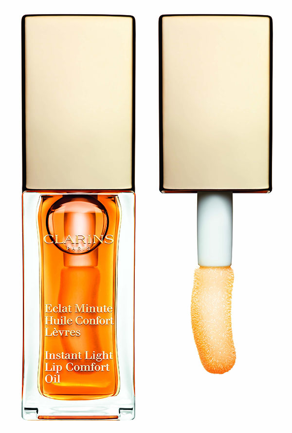 Clarins Light Lip Comfort Oil  $23