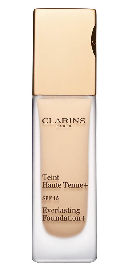 Clarins Everlasting Foundation SPF15 $41/30ml