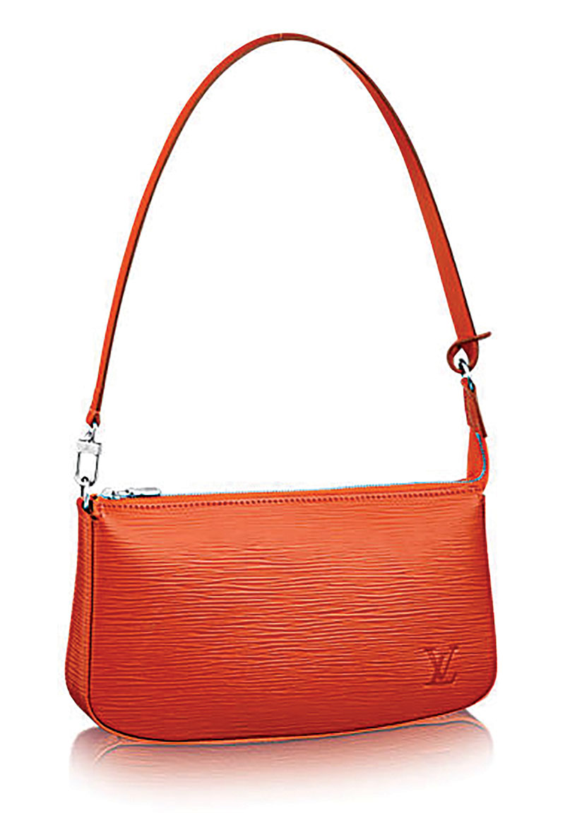 Louis Vuitton Purse, $690