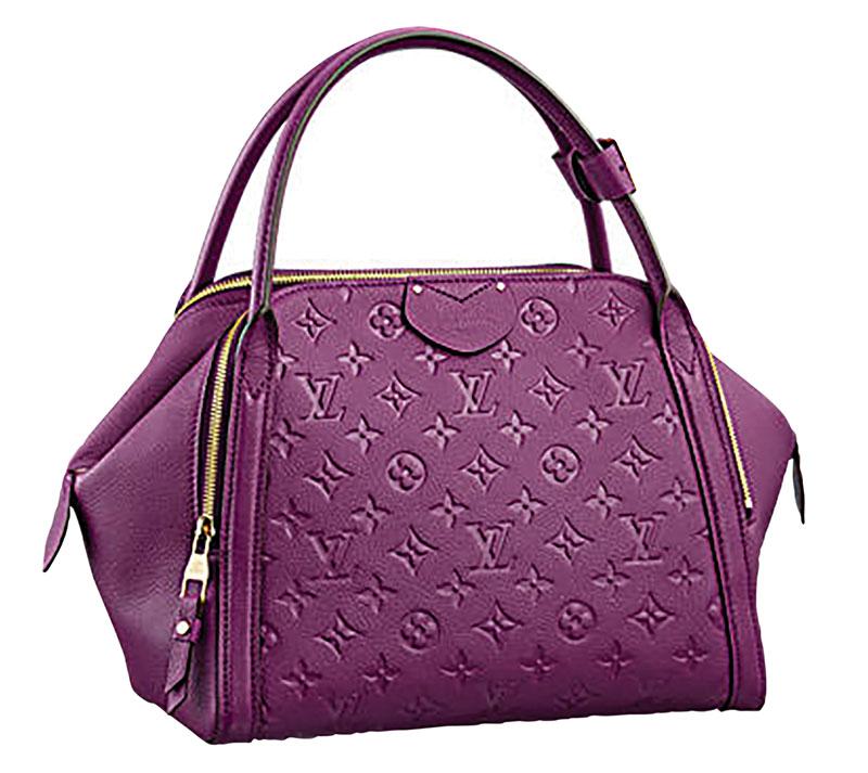 Louis Vuitton Marais MM Bag, $3,050