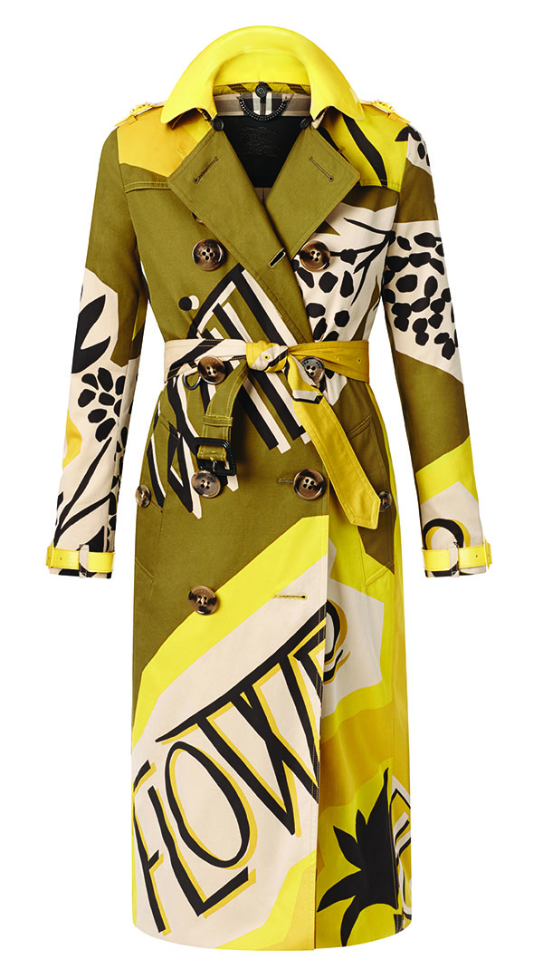BurberryTrench Coat, $3,995