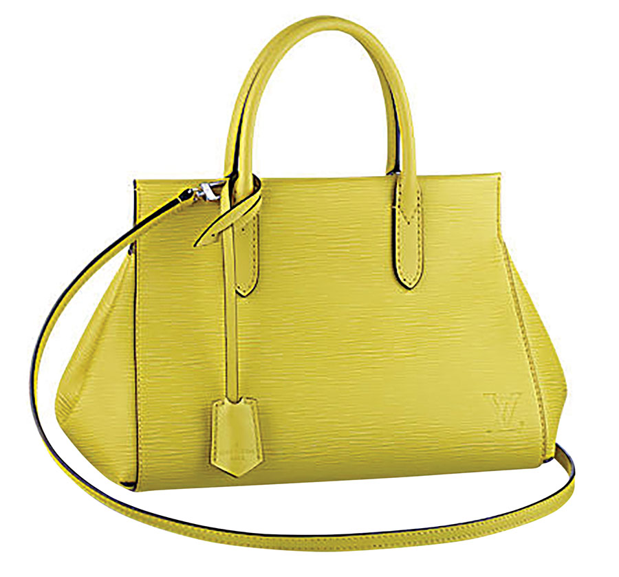 Louis Vuitton Marly MM Bag, $2,830