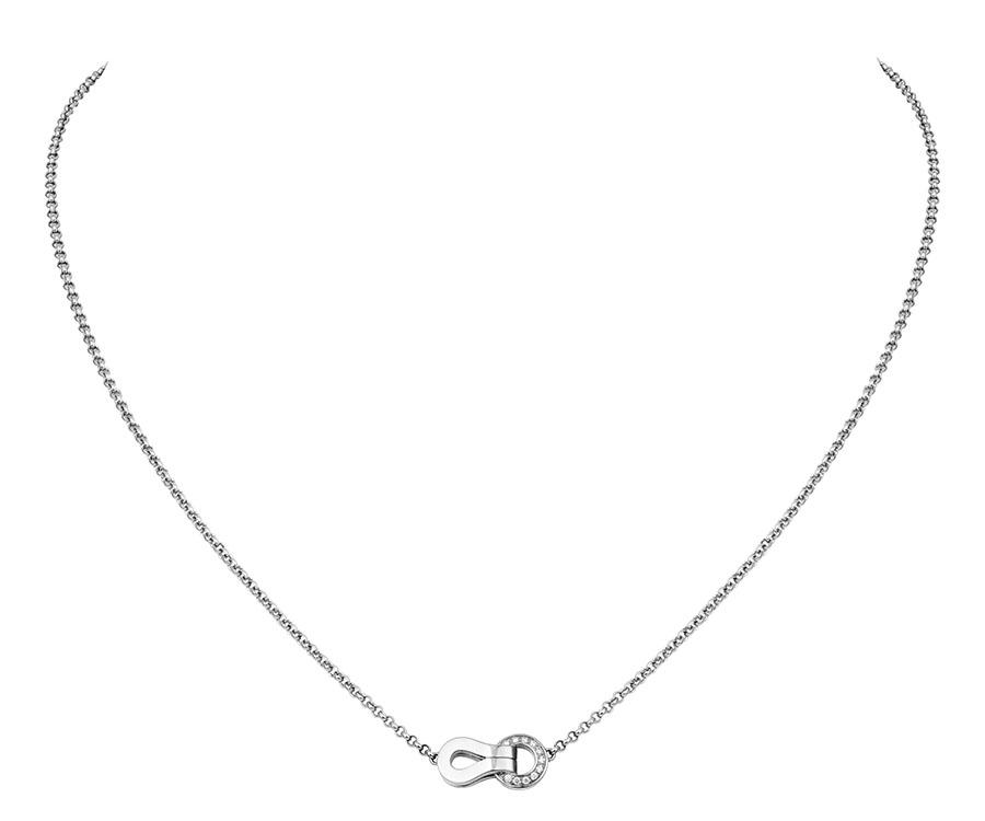 Cartier Agrafe Necklace, $2,870