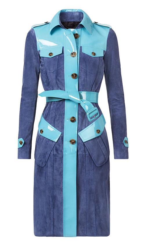 BurberryTrench Coat, $6,000