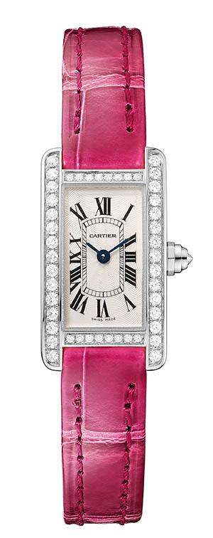 Cartier Tank Américaine Watch (Mini Model), $23,200