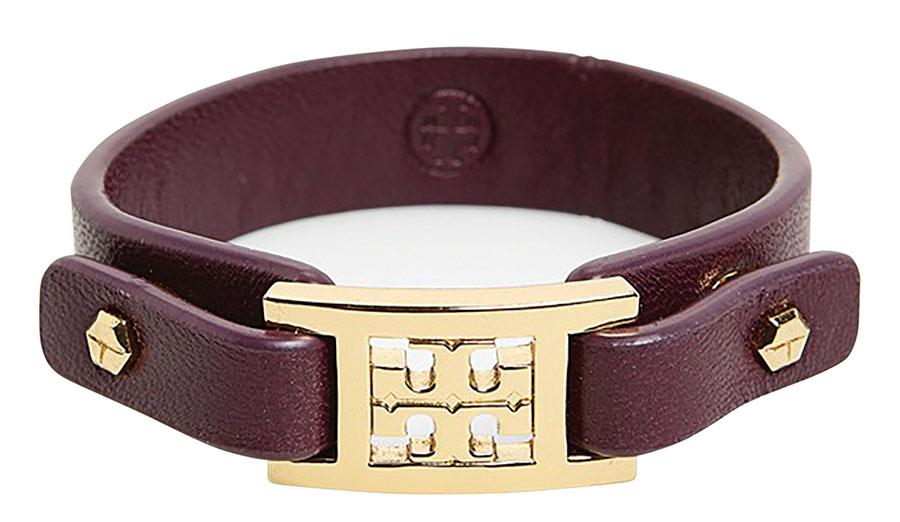 Tory Burch Buckle Bracelet, $108