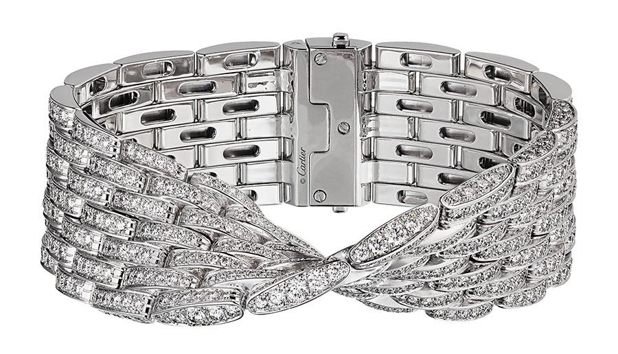 Cartier Panthère Bracelet, $194,000